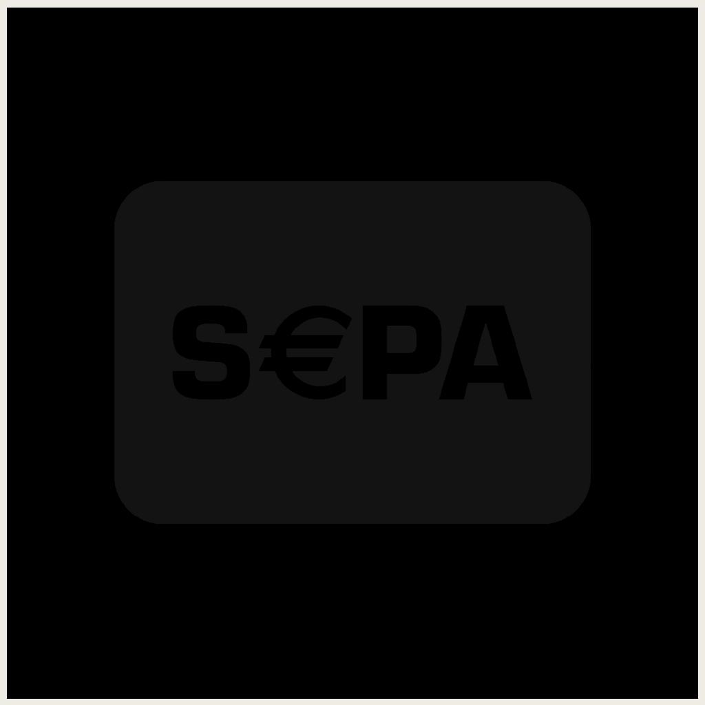 Zahlungsmethode SEPA